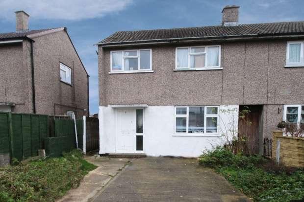 3 Bedrooms Terraced House for sale in Rosedale Road, Swindon, Wiltshire, SN3 2DL