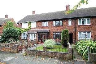 3 Bedrooms Terraced House for sale in Farnol Road, Dartford, Kent