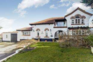 4 Bedrooms Detached House for sale in Shaw Close, Sanderstead, South Croydon, Surrey