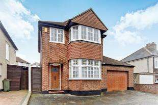 3 Bedrooms Detached House for sale in Hallmead Road, Sutton, Surrey, Greater London