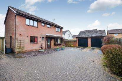4 Bedrooms Detached House for sale in Hollinwell Close, Kirkby-In-Ashfield, Nottingham