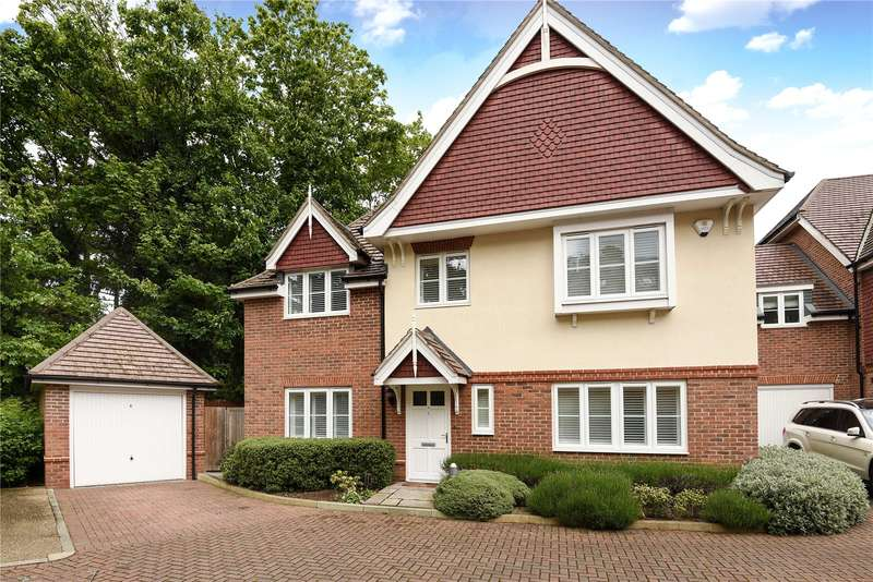 5 Bedrooms Detached House for sale in Equus Close, Gerrards Cross, Buckinghamshire, SL9