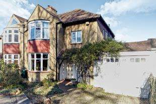 3 Bedrooms Semi Detached House for sale in Shirley Church Road, Shirley, Croydon, Surrey
