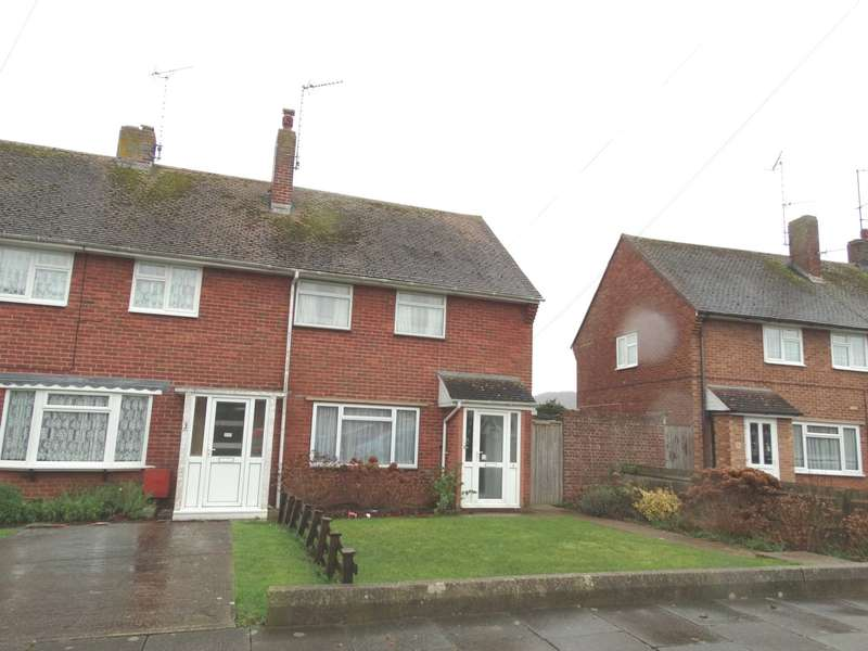 2 Bedrooms End Of Terrace House for sale in Faygate Road, Hampden Park, Eastbourne