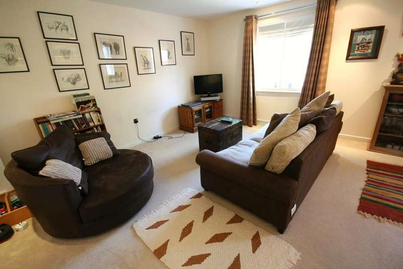 2 Bedrooms Flat for sale in Vintner Road, Abingdon