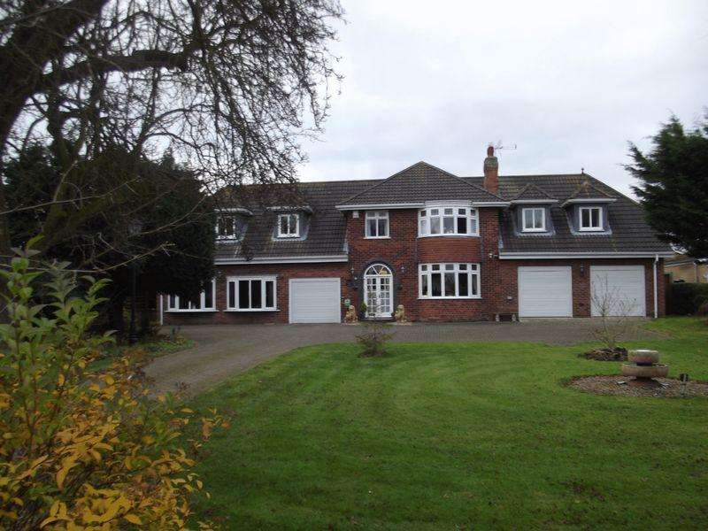 4 Bedrooms Detached House for sale in Church Lane, Skirlaugh