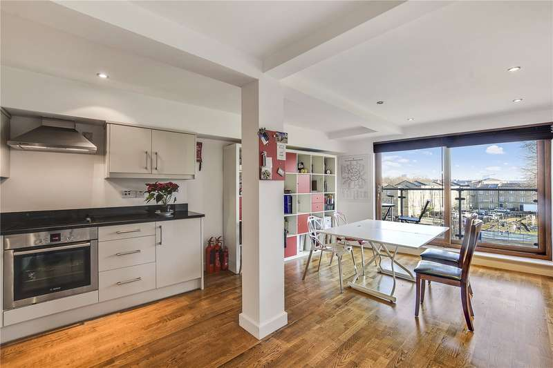 1 Bedroom Flat for sale in Vallance Road, London, E1