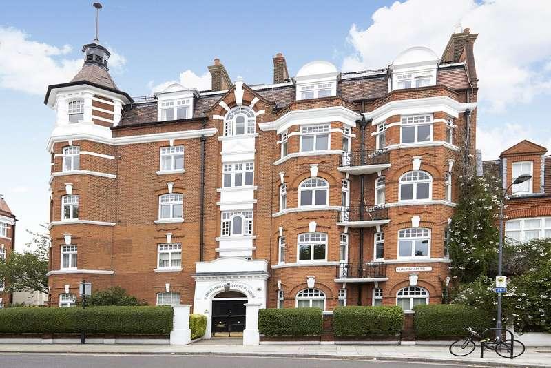 2 Bedrooms Flat for sale in Hurlingham Court Mansions, Hurlingham Road, Parsons Green, Fulham, SW6
