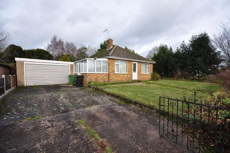 3 Bedrooms Detached Bungalow for sale in Croft Close, Diss