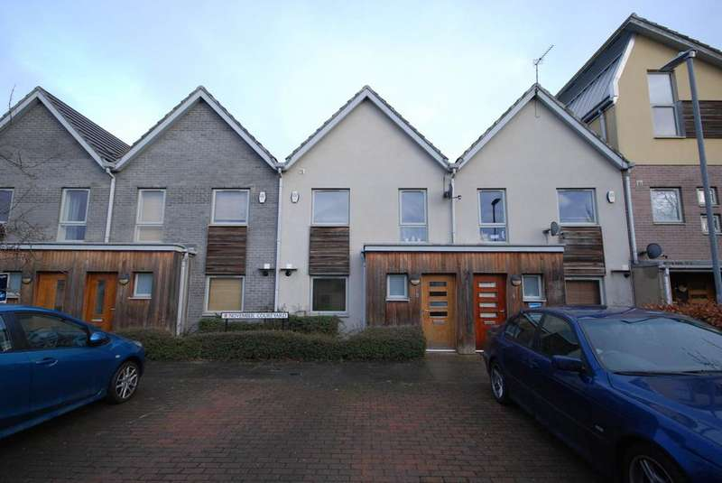 3 Bedrooms Terraced House for sale in November Courtyard, Gateshead