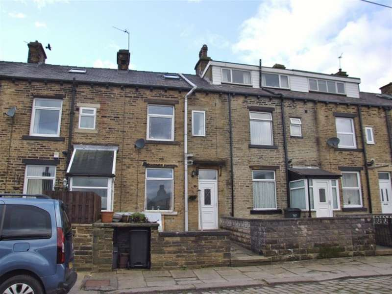 3 Bedrooms Terraced House for sale in Dickens Street, Highroad Well, Halifax, HX2 0AU