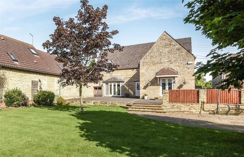 4 Bedrooms House for sale in Church Street, Weldon, Northamptonshire, NN17