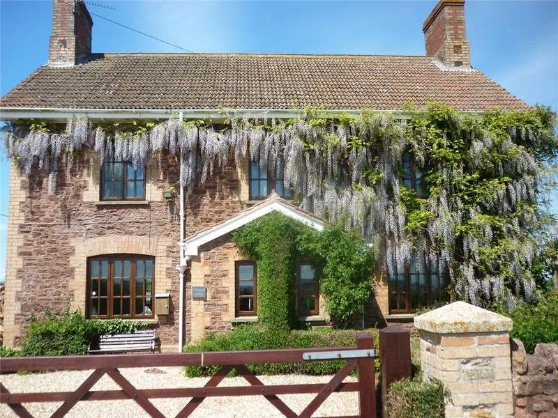 4 Bedrooms Detached House for sale in Petherton Park, North Petherton, Bridgwater, Somerset, TA7