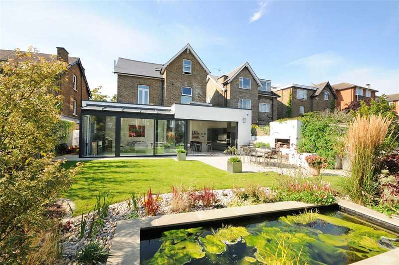 3 Bedrooms Detached House for rent in Mortlake Road, Kew, Surrey