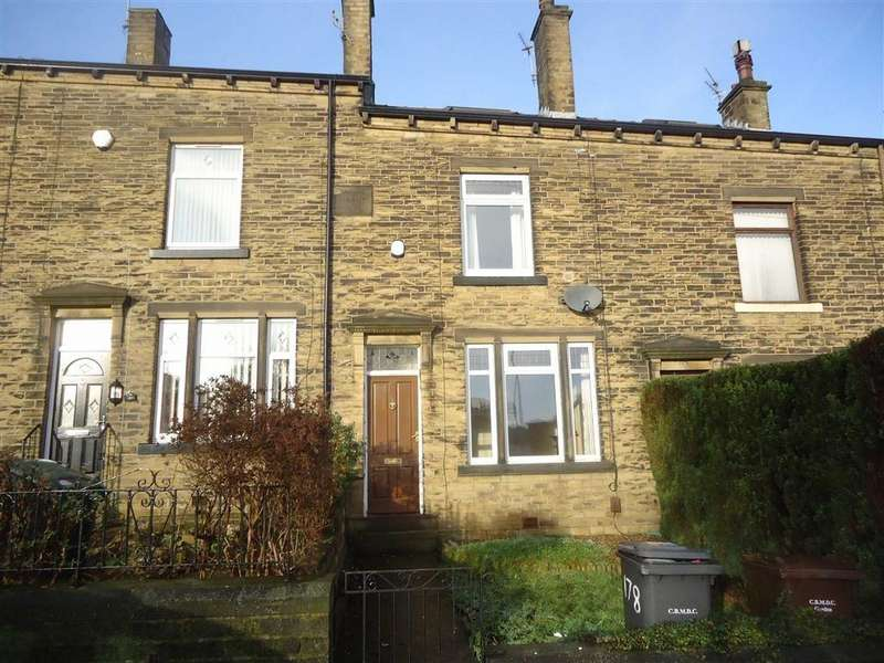 3 Bedrooms Terraced House for sale in Brownroyd Hill Road, Bradford, West Yorkshire, BD6