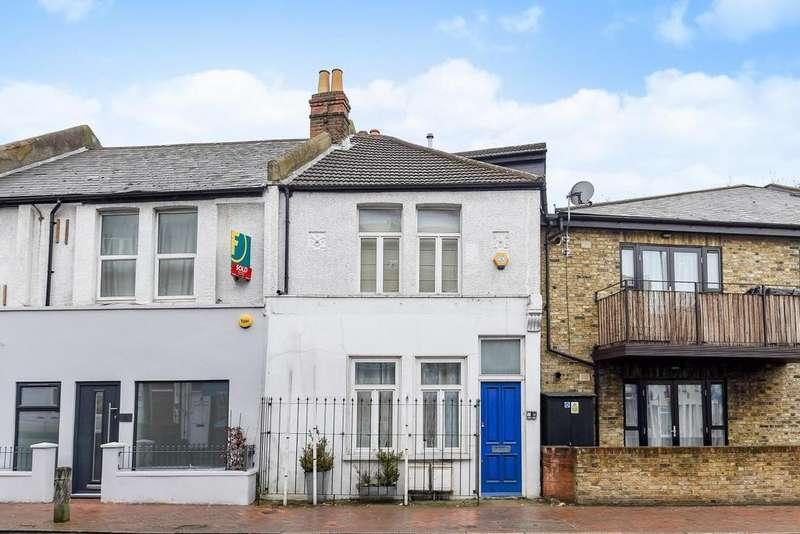 2 Bedrooms Flat for sale in Eardley Road, Streatham