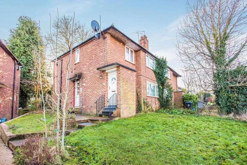 2 Bedrooms Flat for sale in Sudbury Court Road, Harrow