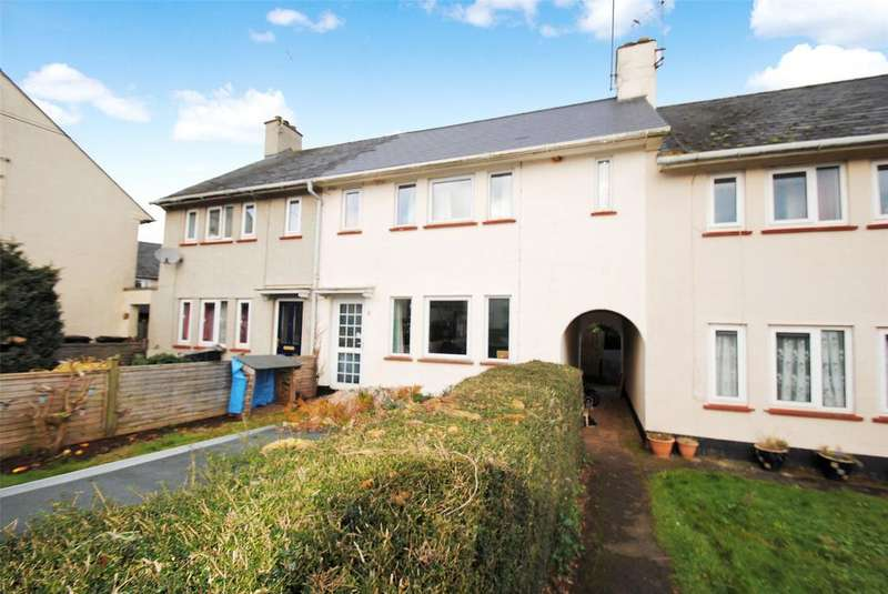 4 Bedrooms Terraced House for sale in Southgate, Wiveliscombe