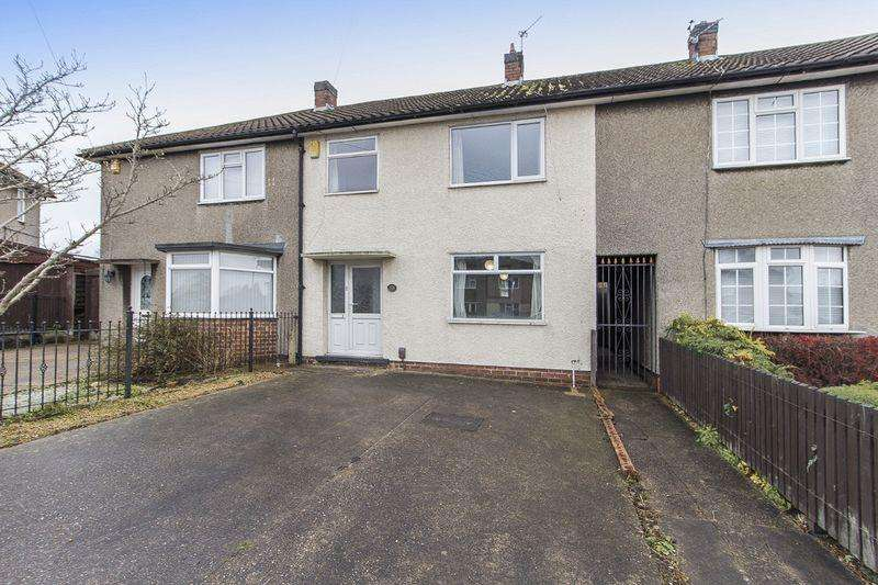 2 Bedrooms Terraced House for sale in ST ANDREWS VIEW, BREADSALL HILLTOP