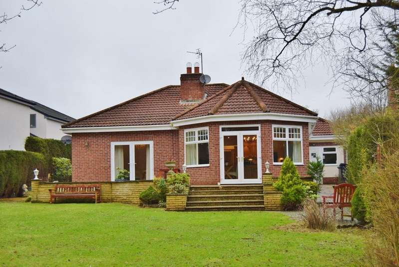 4 Bedrooms Detached Bungalow for sale in Middle Drive, Darras Hall, Ponteland, Newcastle upon Tyne, NE20