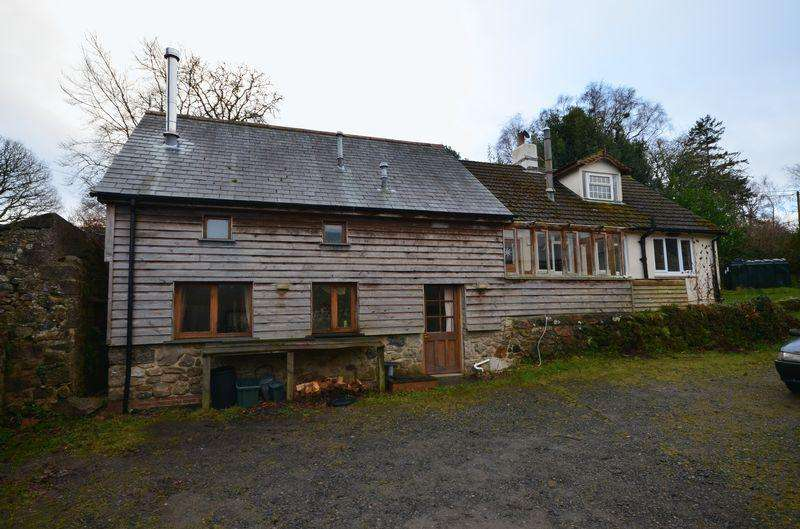 3 Bedrooms Detached Bungalow for rent in Treverry Annexe, Easton Cross, Chagford