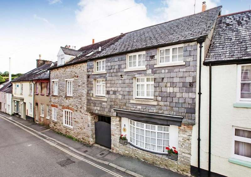 5 Bedrooms Terraced House for sale in Buckfastleigh
