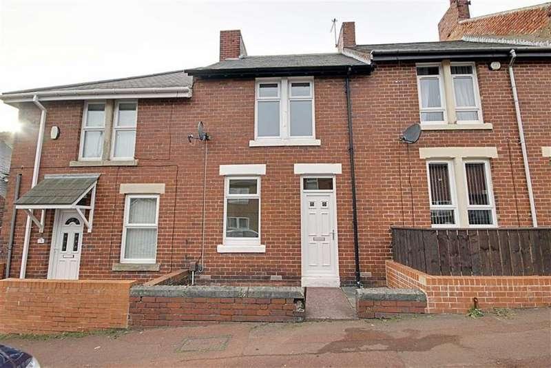3 Bedrooms Terraced House for sale in Durham Street, Gateshead, Tyne Wear