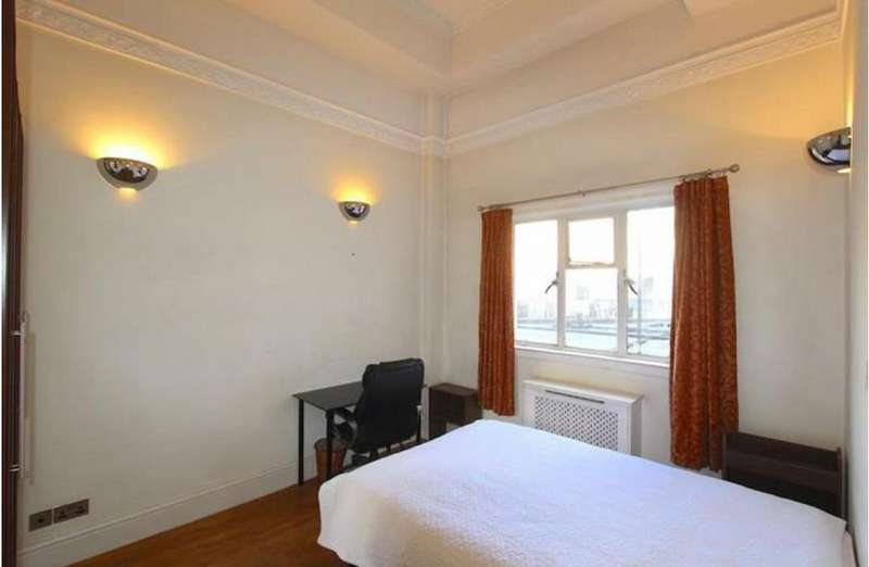 2 Bedrooms Flat for sale in Chiltern Court, London, NW1