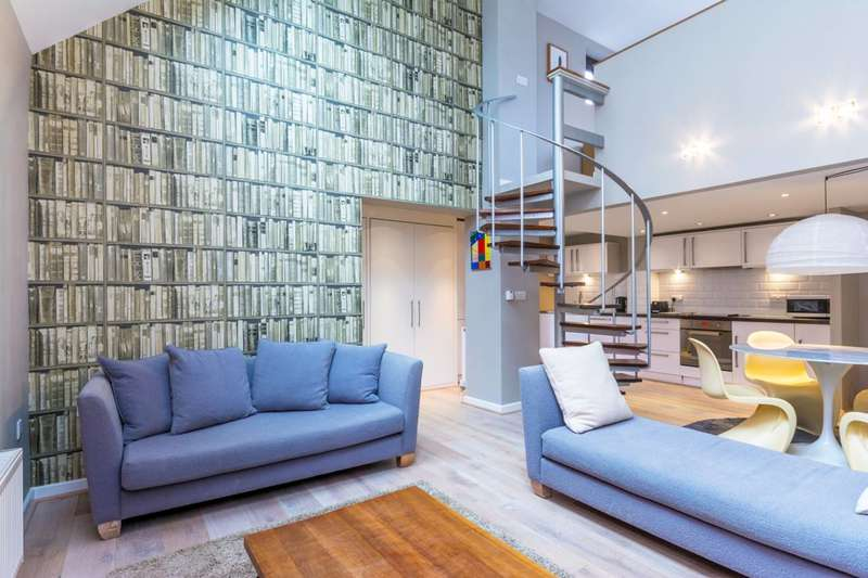 1 Bedroom House for sale in British Grove, Chiswick, W4