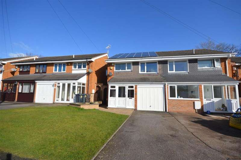 3 Bedrooms Semi Detached House for sale in Feltham Close, Birmingham