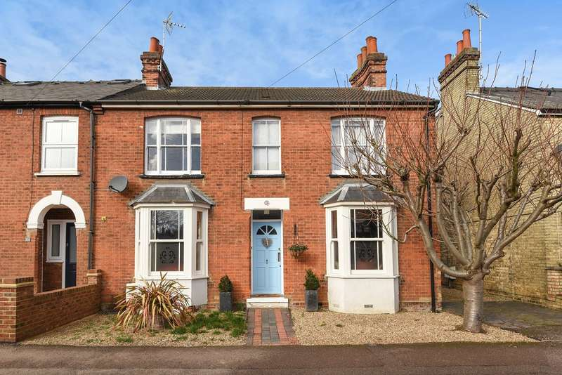 4 Bedrooms Semi Detached House for sale in Grove Road, Hitchin, SG5