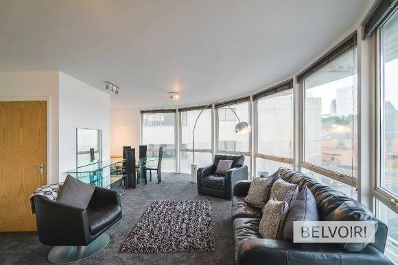 2 Bedrooms Flat for rent in Hallmark Apartments, 34 Newhall Hill, Birmingham