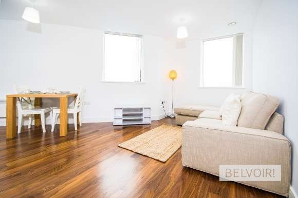 2 Bedrooms Flat for sale in Hagley Road One, 1 Hagley Road, Birmingham