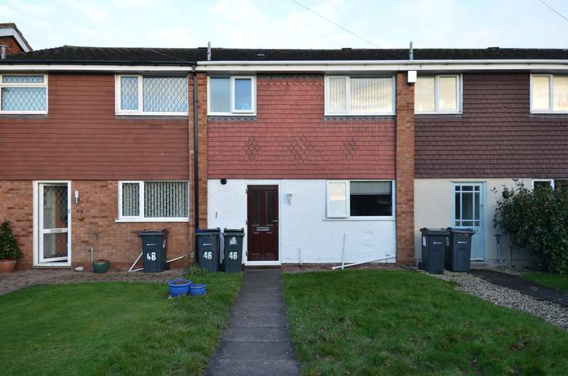 3 Bedrooms Town House for sale in Ashdale Drive, Hollywood, Birmingham, B14