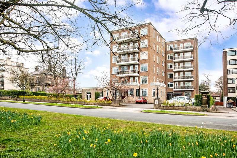 3 Bedrooms Penthouse Flat for sale in Beech Grove House, Beech Grove, Harrogate, North Yorkshire