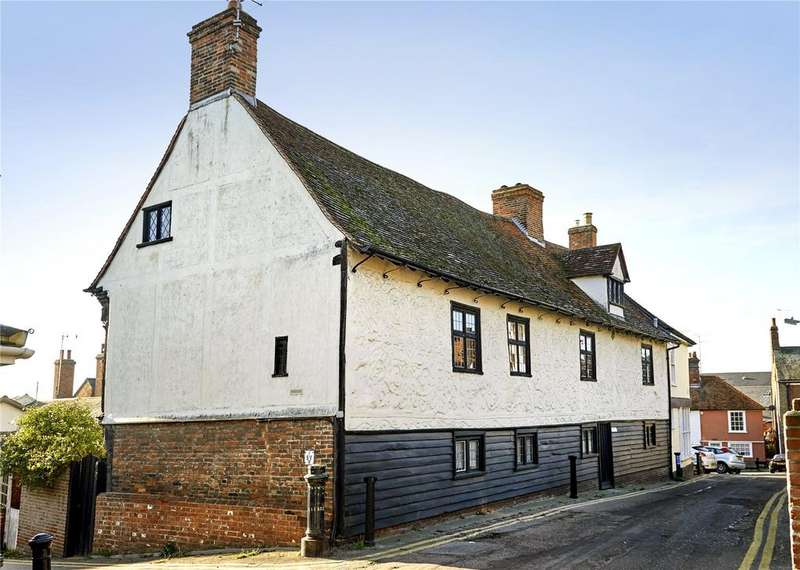 5 Bedrooms House for sale in Wivenhoe, Nr Colchester, Essex, CO7