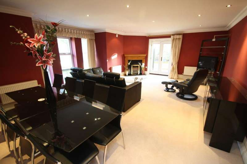 4 Bedrooms Apartment Flat for rent in PARK AVENUE, ROUNDHAY, LEEDS, WEST YORKSHIRE