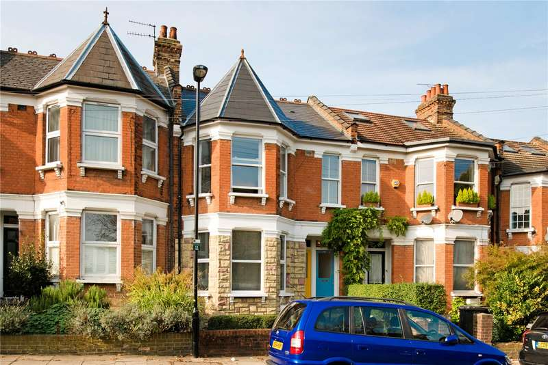 2 Bedrooms Maisonette Flat for sale in Crescent Road, Alexandra Park, N22
