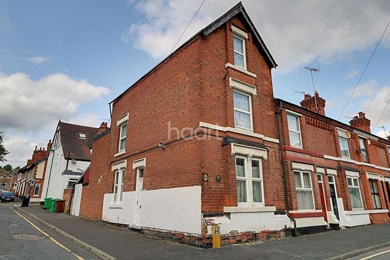 4 Bedrooms End Of Terrace House for sale in Cannon Street, Sherwood