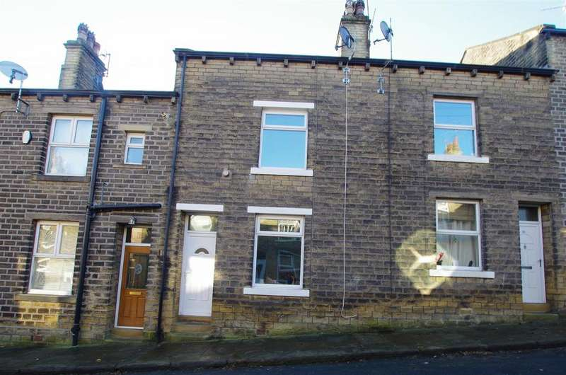 3 Bedrooms Terraced House for sale in Chapel Street, Holywell Green