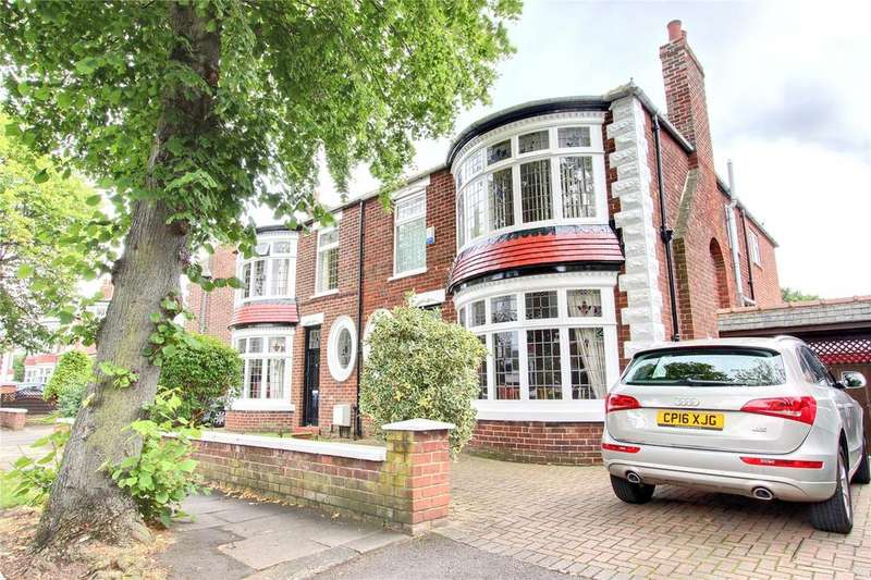 4 Bedrooms Semi Detached House for sale in Wycherley Avenue, Linthorpe