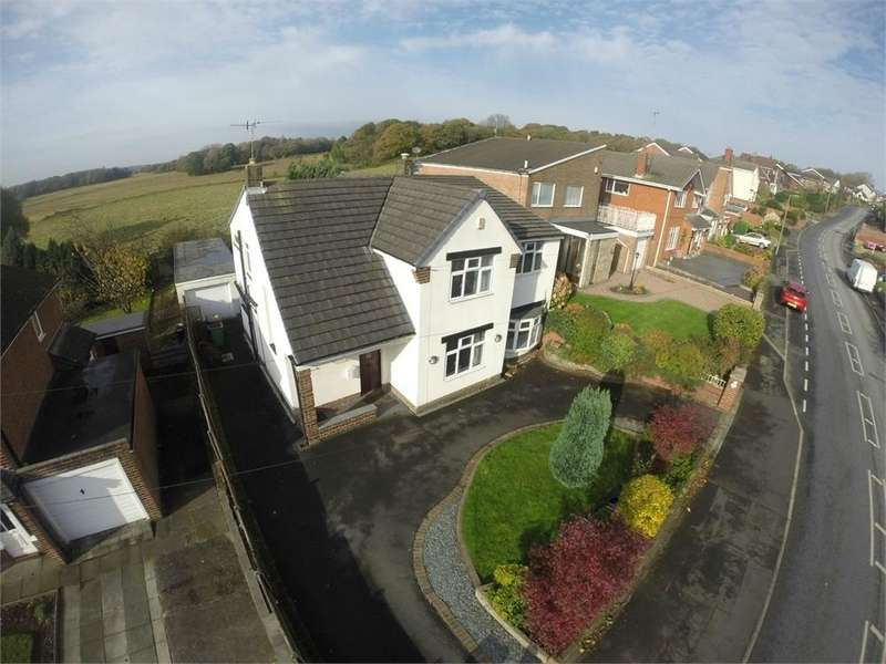 3 Bedrooms Detached House for sale in Moss Bank Road, Moss Bank, St Helens, Merseyside