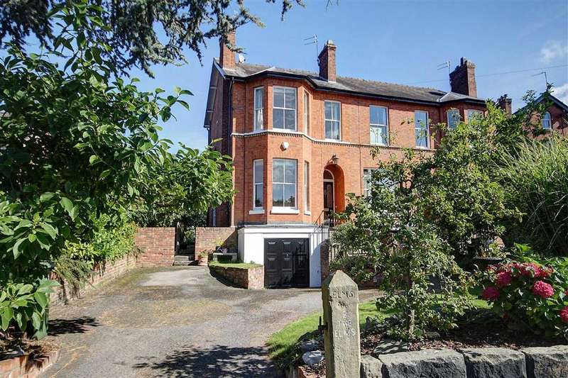 4 Bedrooms Semi Detached House for sale in Ledward Lane, Bowdon, Cheshire