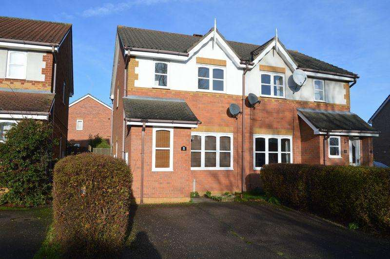 2 Bedrooms Semi Detached House for sale in Admiral Walk, Lincoln