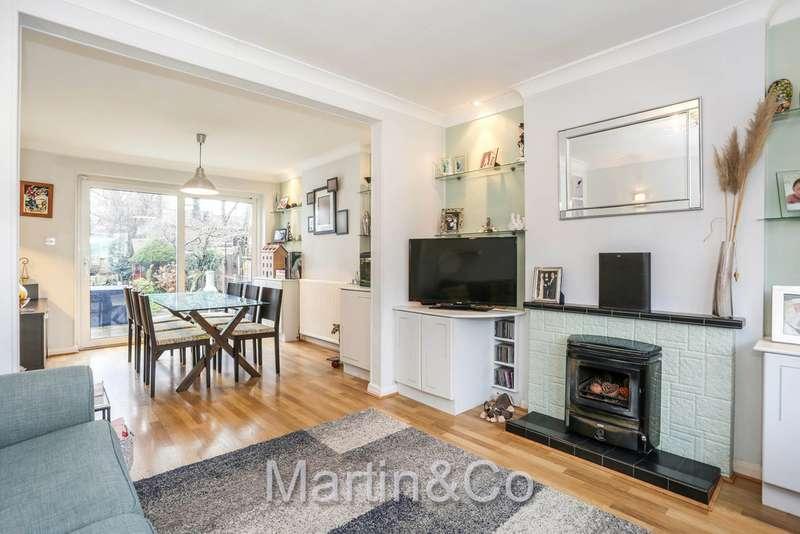 4 Bedrooms Property for sale in Hillcross Avenue, Morden, SM4