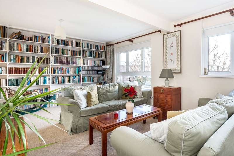 3 Bedrooms Maisonette Flat for sale in Hungerford Road, Holloway, Islington, London, N7