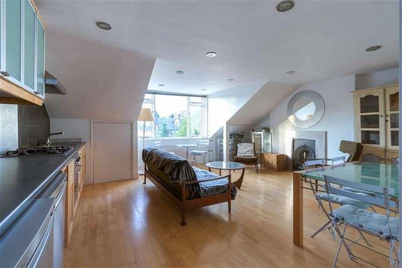 1 Bedroom Flat for sale in Steele's Road, London, NW3