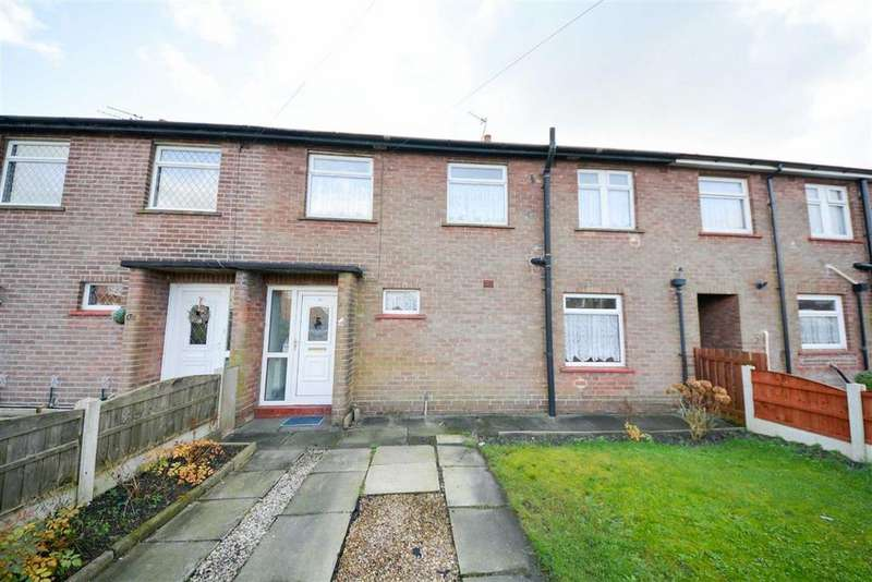 3 Bedrooms Terraced House for sale in Randall Avenue, Shevington, Wigan, WN6
