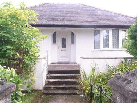 3 Bedrooms Detached Bungalow for sale in Oakley, Minffordd Road, Penrhyndeudraeth LL48