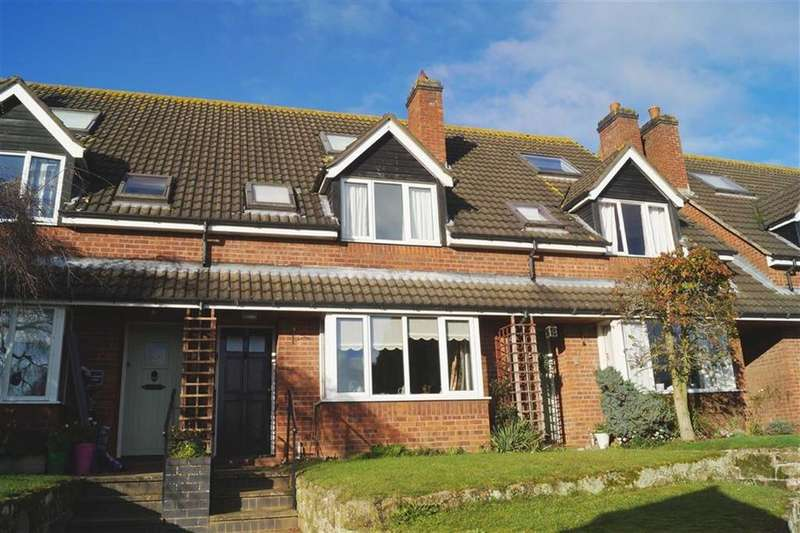 3 Bedrooms Terraced House for sale in Chapel Rise, Malpas, SY14